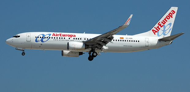 A air europa for Air europa oficinas en madrid
